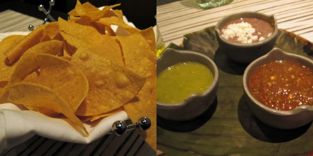 temazcal chips and salsa
