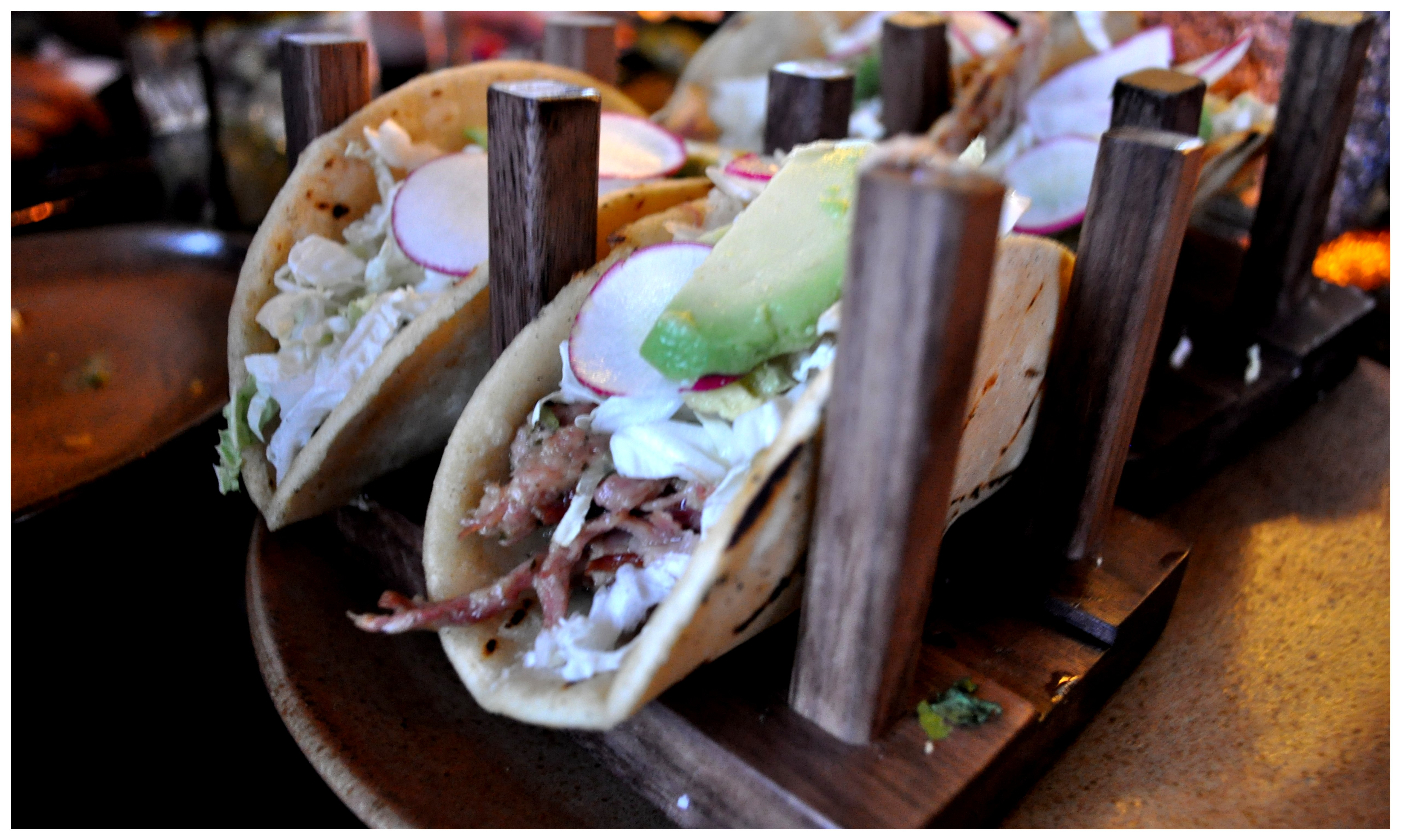 These Tacos Filled With Carnitas Pulled Pork Come Courtesy Of Temazcal Todd Halls Newest Venture Located In Fort Point To Be Honest I Wasnt Overly