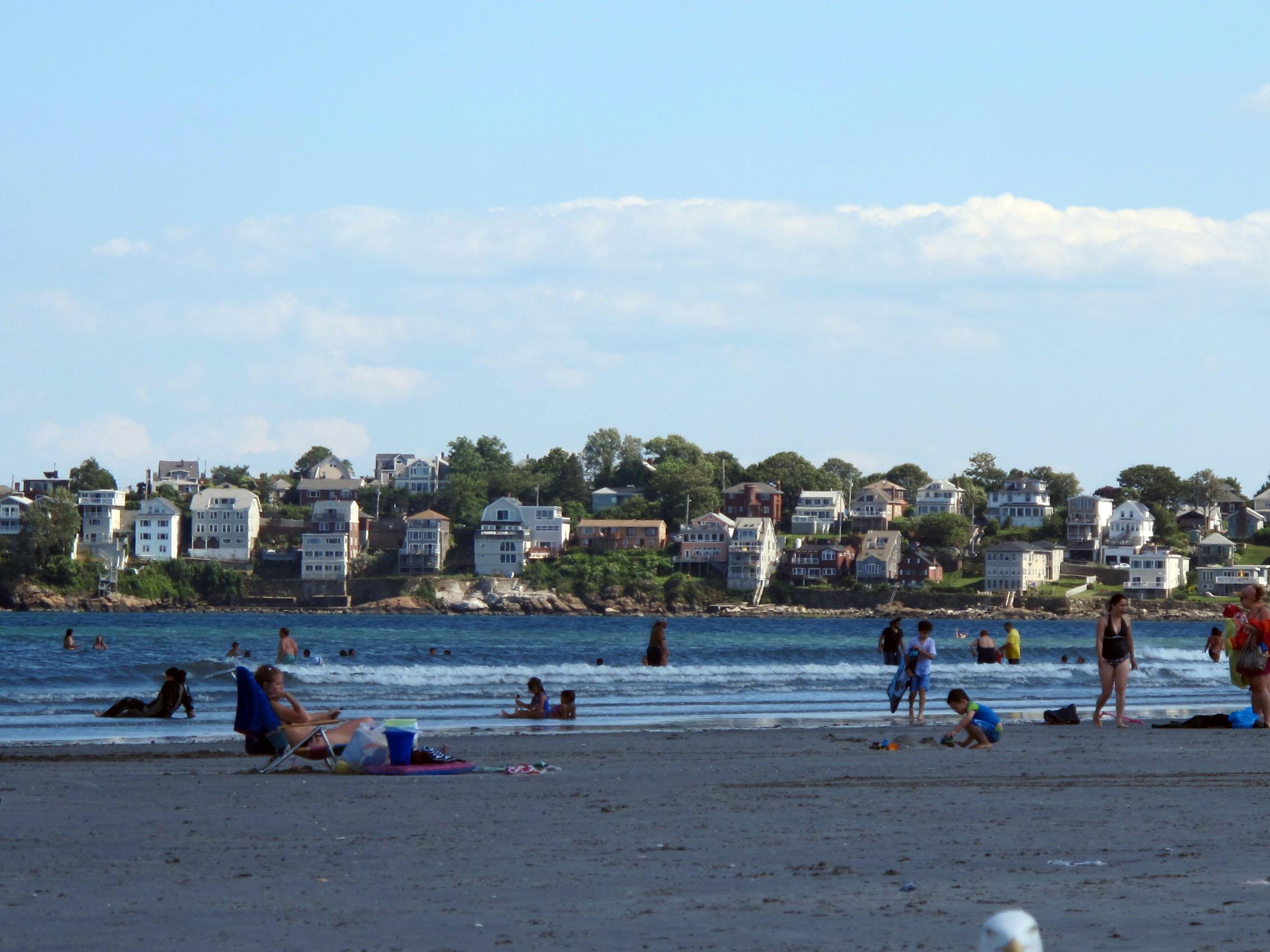 nahant beach