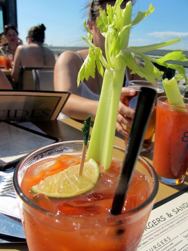 tides bloody mary