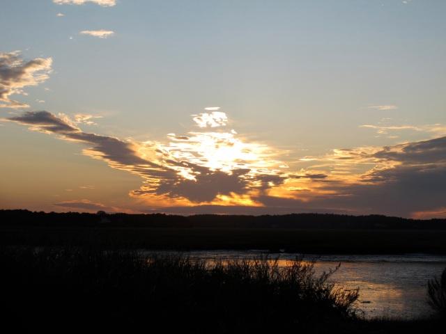 duxbury sunset