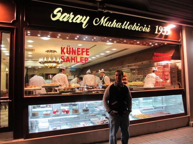 jeremy in istanbul
