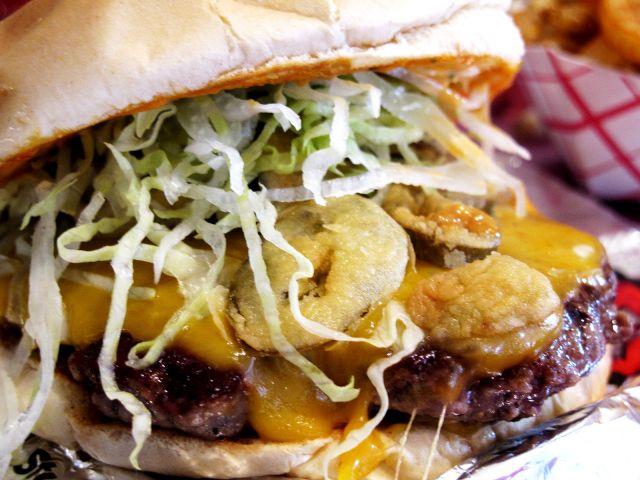 boom burger uburger