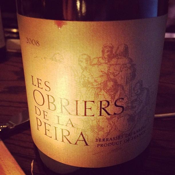 les obiers de la perla wine