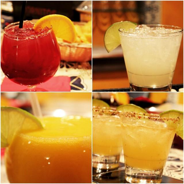 casa romero cocktails