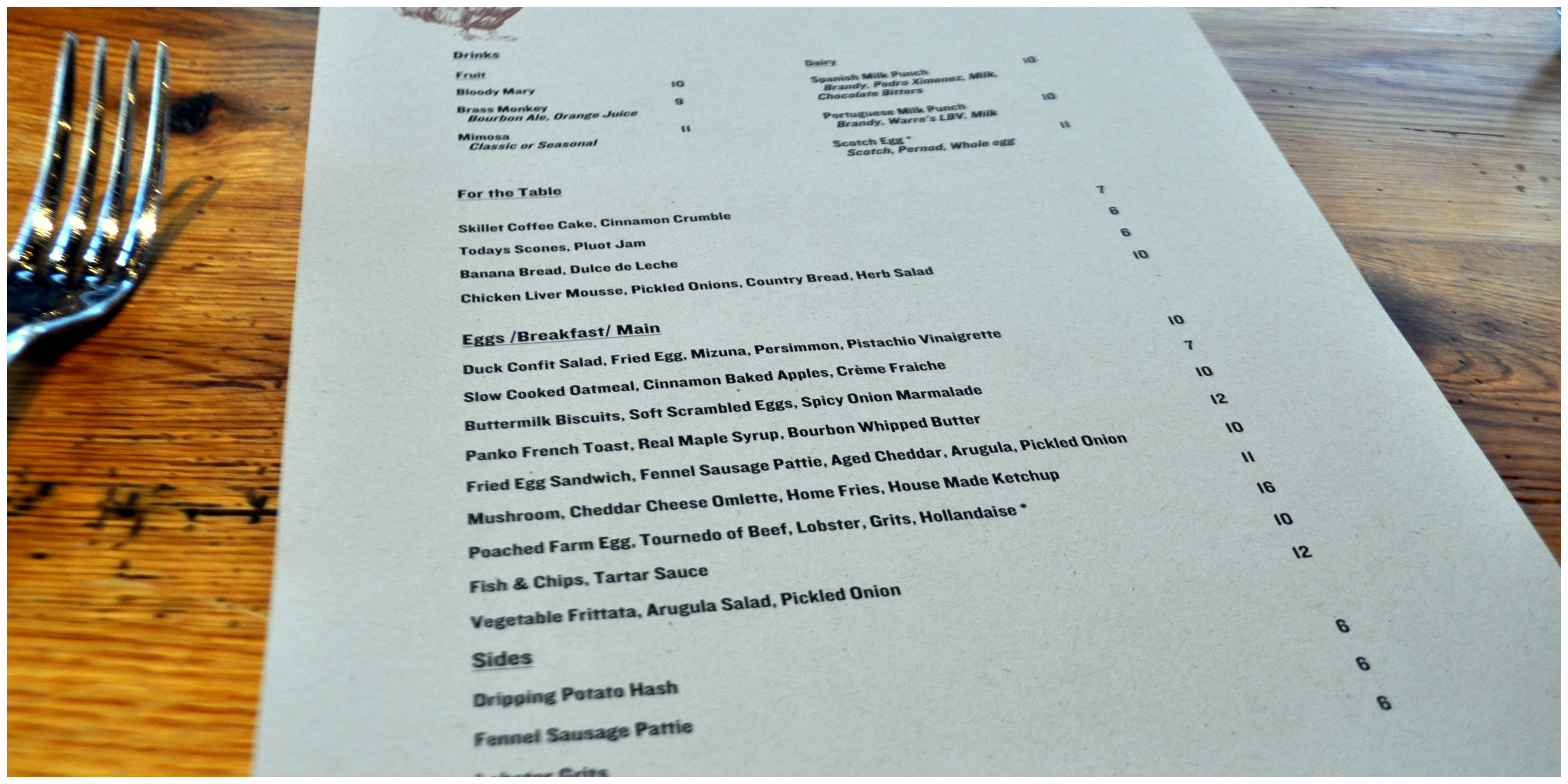 New Brunch on the Block | Catalyst | Kendall Sq  | Just Add