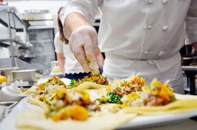 poe quail taco