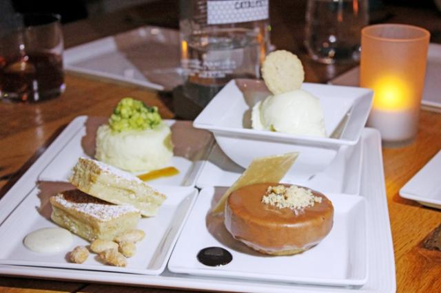 catalyst desserts