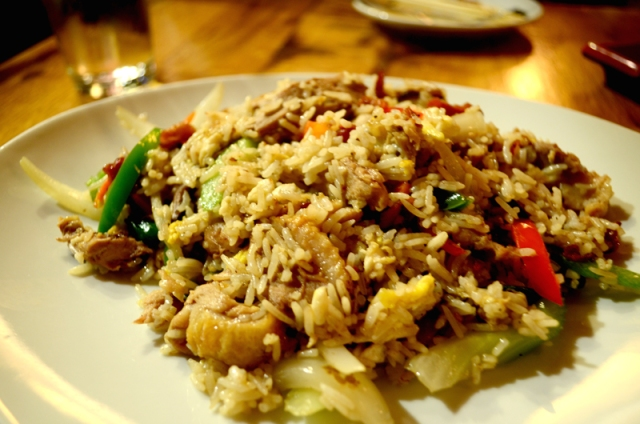 ancient fried rice