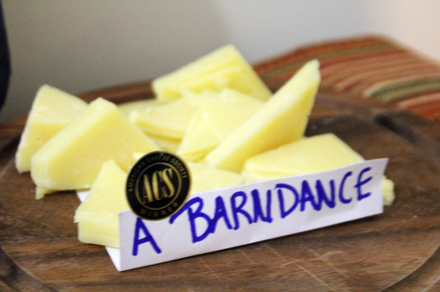a barndance cheese