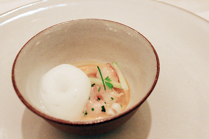 eleven madison park shrimp